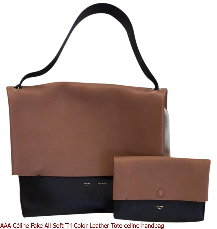 35332716c8 AAA Céline Fake All Soft Tri Color Leather Tote celine handbag – AAA  Replica Designer Bag Top Quality – Pursevalley Cn Replica Handbags
